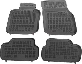 Резиновый автомобильный коврик REZAW-PLAST Mini One Cooper III from 2013, 4 шт.