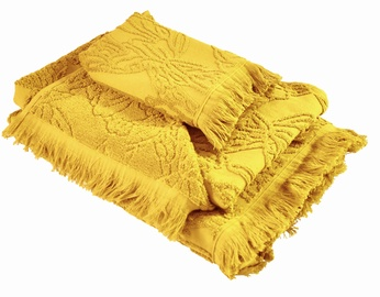 Ardenza Blossom Terry Towels Set 3pcs Yellow