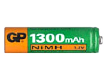 AKUMULATORS GP130/131AAHC 1.2V 1300MAH