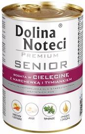 Dolina Noteci Premium Senior Veal & Carrots & Thyme 400g