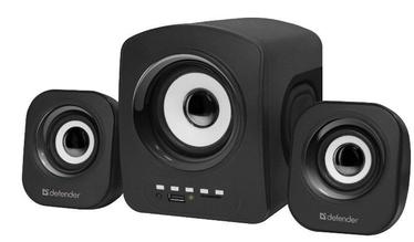 Defender 2.1 Speaker system Z6 11W FM
