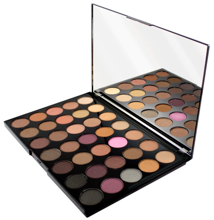 Makeup Revolution Pro HD Matte Amplified 35 Palette 30g Neutrals Cool