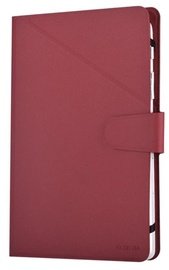 Devia Flexy Universal Tablet Case For 8'' Red
