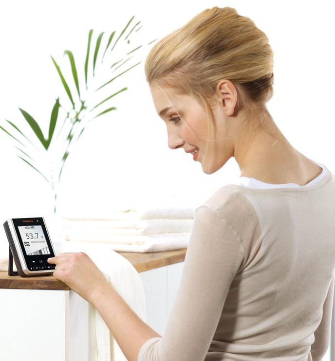 Svarstyklės Soehnle Body Balance Comfort Select