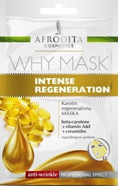 Afrodita Why Face Mask Intense Regeneration 6ml + 6ml