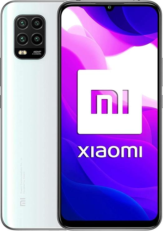 Išmanus telefonas Xiaomi Mi 10 Lite 5G 6/64GB Balta