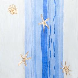 Vonios užuolaida Gedy Stelle Marine, 240 x 200 cm