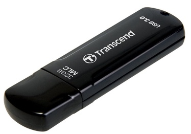 Transcend JetFlash 750 64GB USB 3.0 Black