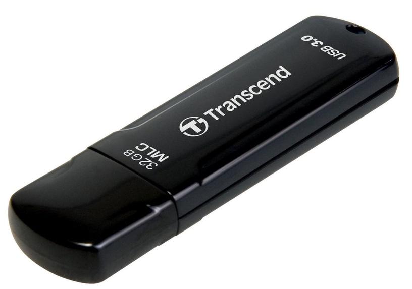 Transcend JetFlash 750 64GB USB 3.0 Black