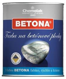 Dažai betoniniams paviršiams Chemolak Betona, pilki, 2.5 l