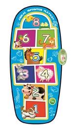 Коврик для игр Animal Hoopscotch Playmat, 137 см x 60 см