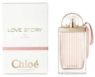 Tualettvesi Chloe Love Story 75ml EDT