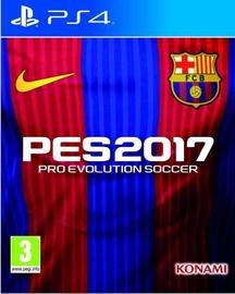 Pro Evolution Soccer 2017 Barcelona Edition PS4