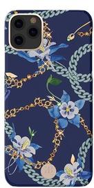 Kingxbar Luxury Series Back Case With Swarovski For Apple iPhone 11 Pro Max Blue