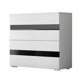 Idzczak Meble Lucca Chest Of Drawers White