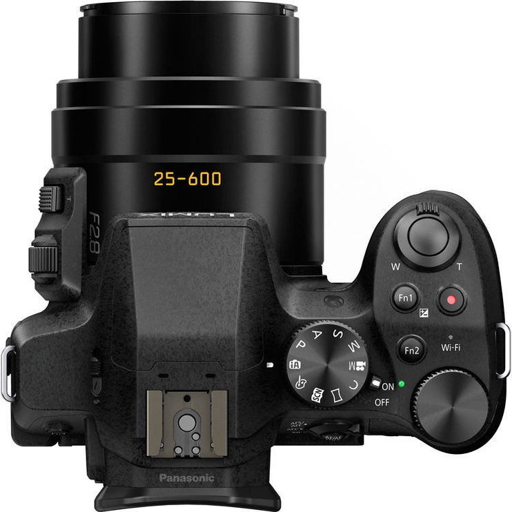 Panasonic Lumix DMC-FZ300 Leica DC Vario-Elmarit f/2.8 Black