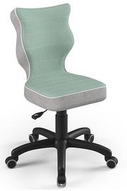 Детский стул Entelo Petit CR05, черный, 350 мм x 830 мм