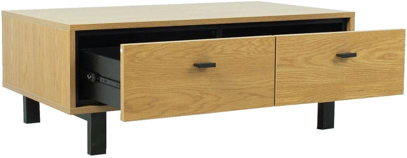 Kafijas galdiņš Home4you Frame, 1020x600x380 mm