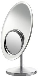 Axentia Standing Mirror Chrome