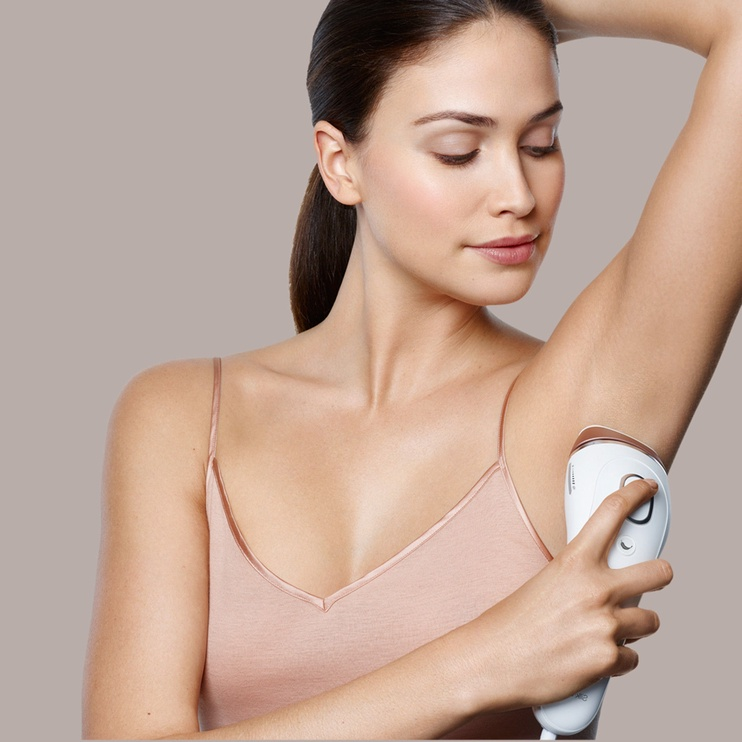Braun BD 5008 Silk Expert + Facial Cleansing Brush
