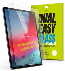 Ringke Dual Easy Glass Coated Flex Screen Protector For Apple iPad Pro 11'' 2018