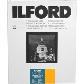 Ilord Multigrade IV Photographic Paper 25M Satin 10.5x14.8cm 100pcs
