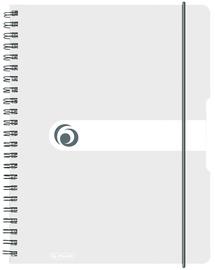 Herlitz Spiral Pad To Go A4 Transparent 11293107