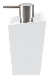 Spirella Yoshi Soap Dispenser 0.35l Matte White