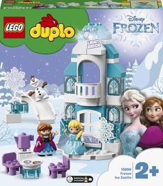 Конструктор LEGO Duplo Ледяной замок 10899, 59 шт.