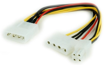 Gembird Cable Molex to P4 0.15m