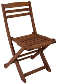 Home4You Chair Rouen Brown