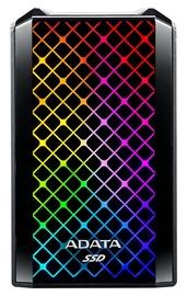 Жесткий диск ADATA SE900G, SSD, 512 GB, черный