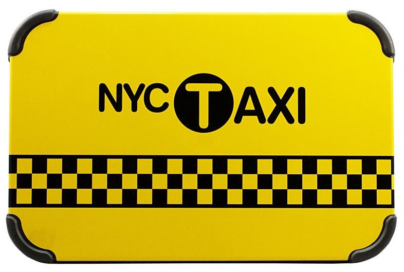 Curver Stockholm S New York Taxi