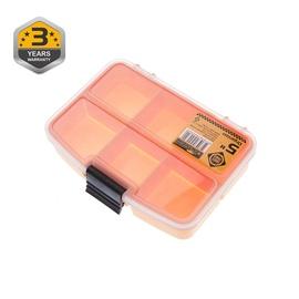 Smulkių daiktų dėžė Forte Tools, 10,1 x 3,1 x 13,4 cm