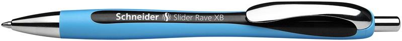 Pastapliiats Schneider Slider Rave XB must