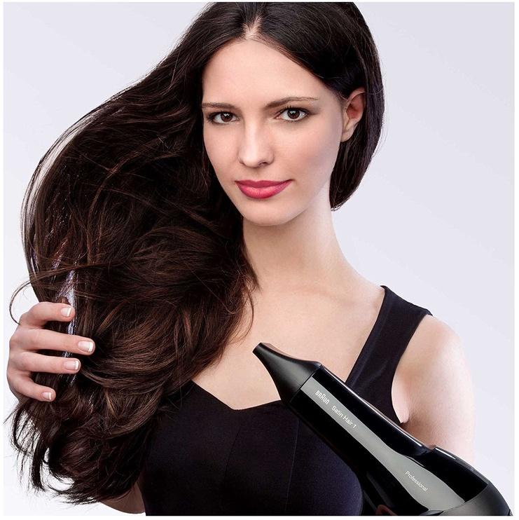 Plaukų džiovintuvas Braun Satin Hair 7 SensoDryer HD780