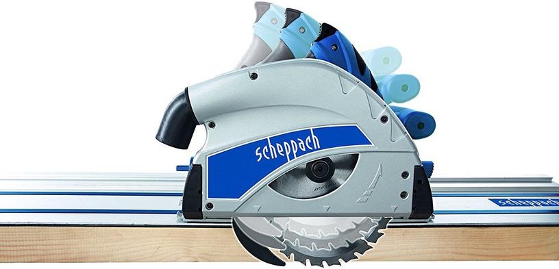 Scheppach PL 55 Circular Saw + 2 x 700mm