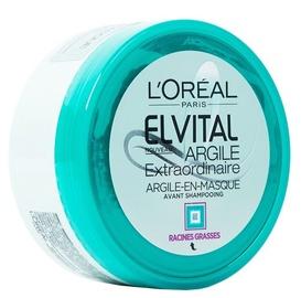 L´Oreal Paris Elvital Extraordinary Clay Pre-Shampoo Mask 150ml