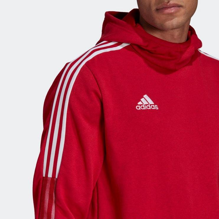 Джемпер Adidas Tiro 21 Sweat Hoodie GM7353 Red M