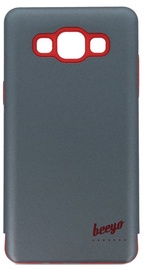 Beeyo Synergy Back Case For Samsung Galaxy A5 A510 Gray/Red