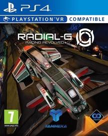 Radial-G: Racing Revolved VR PS4