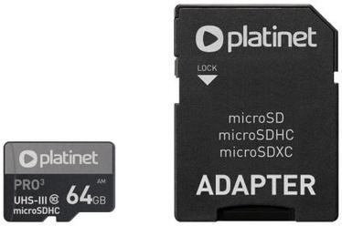 Platinet Pro microSDHC 64GB UHS-I Class 10