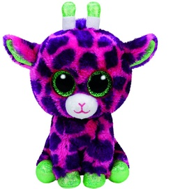 Pliušinė žirafa TY Beanie Boos 37220, 15 cm, nuo 3 m.