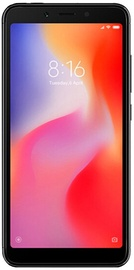 Xiaomi Redmi 6 3/64GB Dual Black