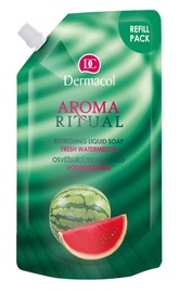 Dermacol Aroma Ritual Liquid Soap 500ml Fresh Watermelon Refill Pack