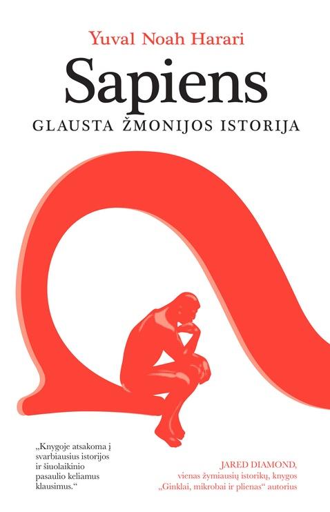 Knyga Sapiens glausta žmonijos istorija