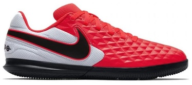 Nike Tiempo Legend 8 Club IC JR AT5882 606 White Laser Crimson 35.5