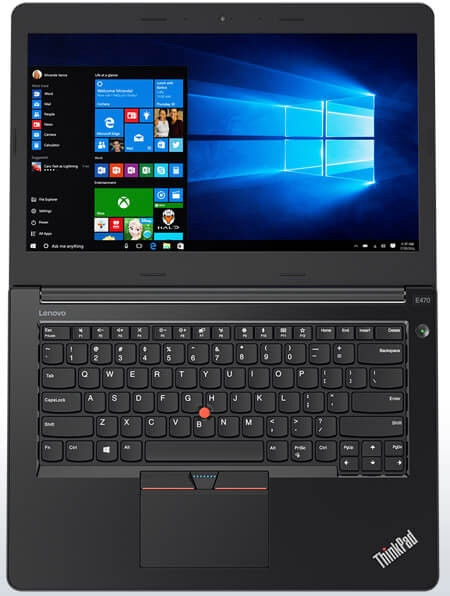 Nešiojamas kompiuteris Lenovo ThinkPad E470 20H1006KGE