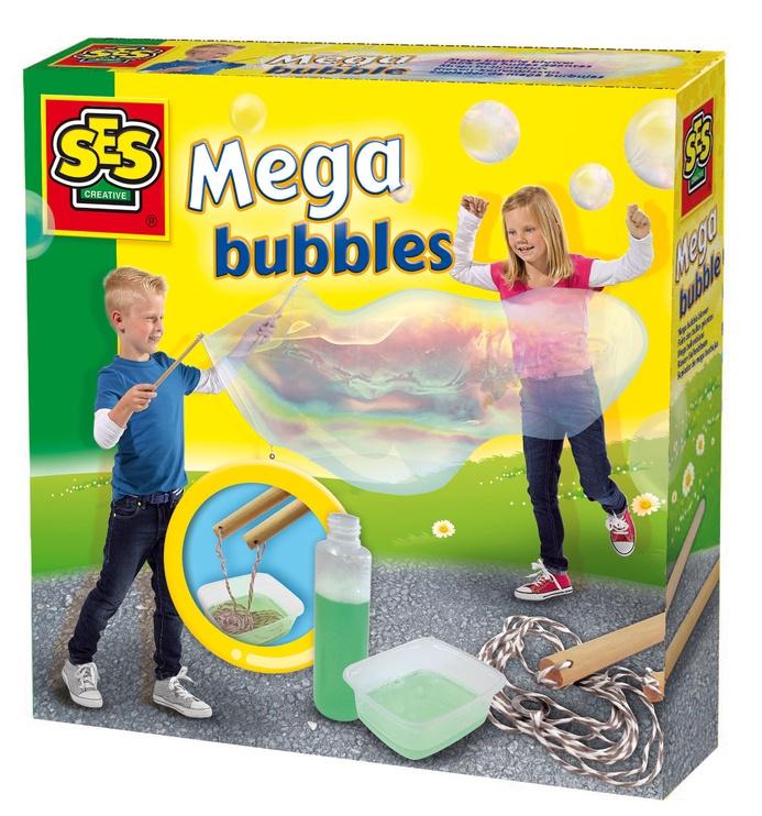 SES Creative Mega Bubble Blower 02251