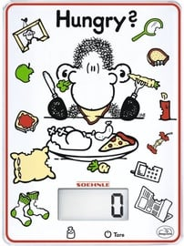 Soehnle Electronic Kitchen Scales Sheepworld Hungry